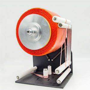 Spoelroltape-dispenser