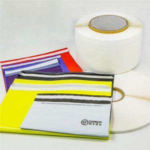Aangepaste Silicone Express Bag afdichtingstape