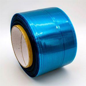Blauw / rode film Permanente zakdichtingsband