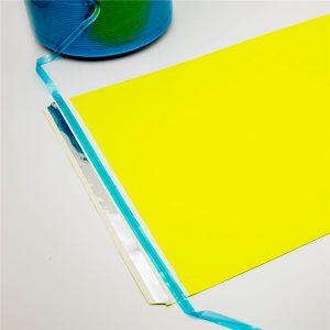 Qichang-kleurendruk Permanente afdichtingstape